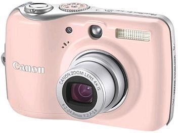 Canon PowerShot E1 Digital Camera - Pink