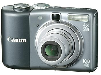 Canon PowerShot A1000 IS Digital Camera - Grey