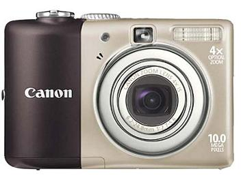 Canon PowerShot A1000 IS Digital Camera - Purple