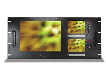 Viewtek LRM-1022 10.4-inch and 2 x 4-inch LCD Monitors