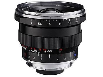 Zeiss Distagon T* 4/18 ZM Lens - Black