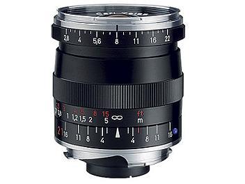 Zeiss Biogon T* 2.8/21 ZM Lens - Black