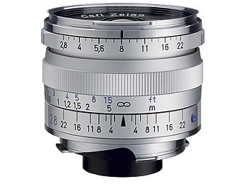 Zeiss Biogon T* 2.8/28 ZM Lens - Silver