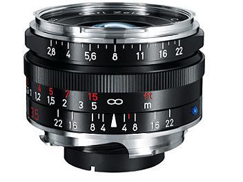 Zeiss C Biogon T* 2.8/35 ZM Lens - Black