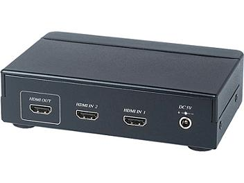 Globalmediapro Y-308 2-in 1-out HDMI Switcher