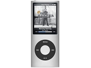 Apple iPod nano 8GB 4th Generation - Silver