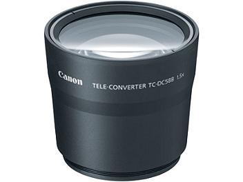 Canon TC-DC58B 58mm 1.5x Tele Converter Lens