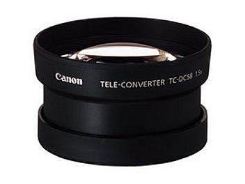 Canon TC-DC58 58mm 1.5x Tele Converter Lens
