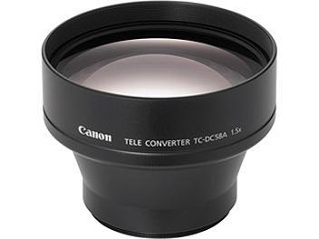 Canon TC-DC58A 58mm 1.5x Tele Converter Lens