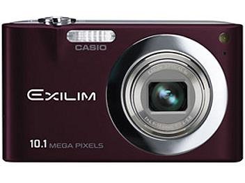 Casio Exilim EX-Z100 Digital Camera - Brown