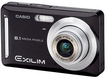 Casio Exilim EX-Z9 Digital Camera - Black