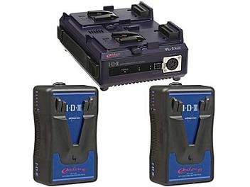 IDX E1022 Endura 10 Lithium-Ion Starter Kit