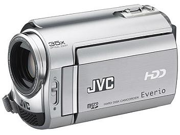 JVC Everio GZ-MG330H SD Camcorder PAL