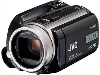 JVC Everio GZ-HD10 HD Camcorder NTSC
