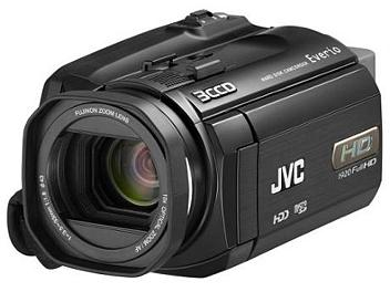 JVC Everio GZ-HD6 HD Camcorder NTSC