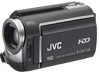 JVC Everio GZ-MG365 SD Camcorder PAL - Black