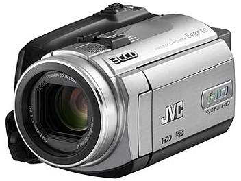 JVC Everio GZ-HD5 HD Camcorder NTSC