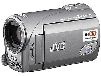 JVC Everio GZ-MS100 SD Camcorder PAL