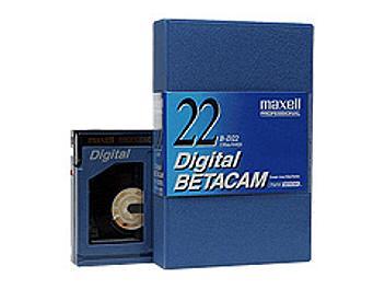 Maxell B-D22 Digital Betacam Cassette (pack 10 pcs)