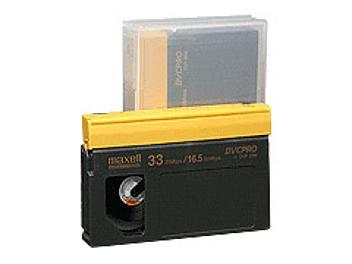 Maxell DVP-33M DVCPRO Cassette (pack 10 pcs)