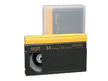 Maxell DVP-34L DVCPRO Cassette (pack 10 pcs)