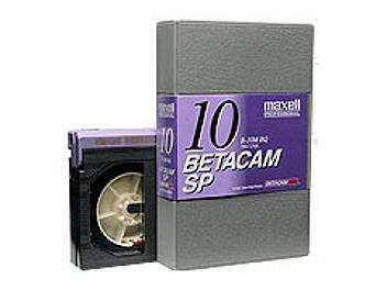 Maxell B-10MBQ Betacam SP Cassette (pack 10 pcs)