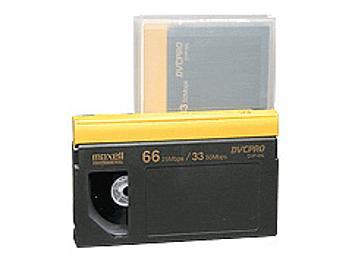 Maxell DVP-66L DVCPRO Cassette (pack 10 pcs)