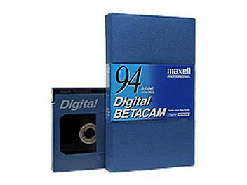 Maxell B-D94L Digital Betacam Cassette (pack 10 pcs)