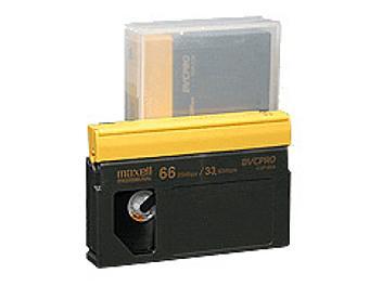 Maxell DVP-66M DVCPRO Cassette (pack 10 pcs)