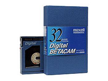 Maxell B-D32 Digital Betacam Cassette (pack 10 pcs)