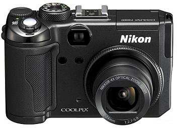 Nikon Coolpix P6000 Digital Camera with Deluxe Accessory Kit - Black