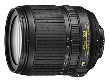 Nikon 18-105mm F3.5-5.6G ED AF-S VR Nikkor Lens