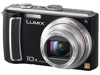 Panasonic Lumix DMC-TZ4 Digital Camera - Black