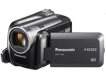 Panasonic SDR-H60 HDD SD/SDHC Camcorder PAL