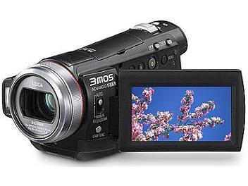 Panasonic HDC-SD100K HD Camcorder NTSC - Black