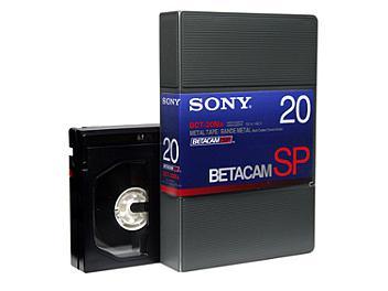 Sony BCT-20MA Betacam SP Cassette (pack 10 pcs)