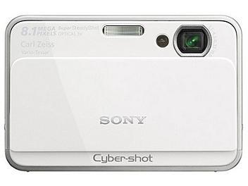 Sony Cyber-shot DSC-T2 Digital Camera - Silver