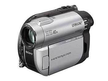 Sony DCR-DVD610E DVD Camcorder PAL