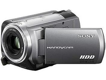 Sony DCR-SR46E SD HDD Camcorder PAL