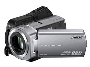 Sony DCR-SR65E SD HDD Camcorder PAL
