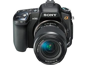Sony Alpha DSLR-A300 DSLR Camera Body