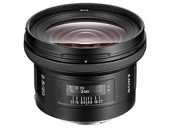 Sony SAL-20F28 20mm F2.8 Lens