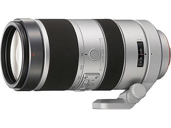 Sony SAL-70400G 70-400mm F4 - 5.6 Lens