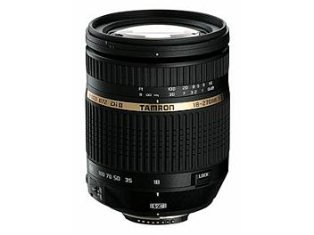 Tamron 18-270mm F3.5-6.3 AF Di-II VC Lens - Canon Mount