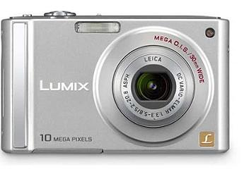 Panasonic Lumix DMC-FS20 Digital Camera - Silver