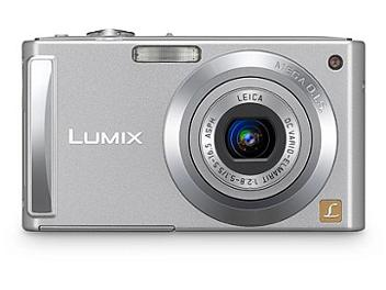 Panasonic Lumix DMC-FS3 Digital Camera - Silver