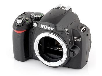 Nikon D40 DSLR Camera Kit II