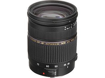 Tamron 28-75mm F2.8 SP AF XR Di Aspherical Lens - Canon Mount