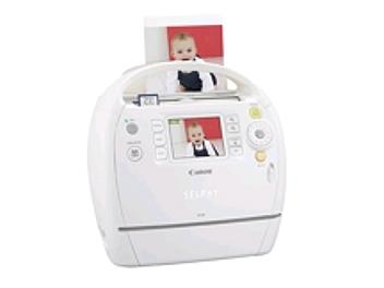 Canon SELPHY ES-30 Digital Photo Printer