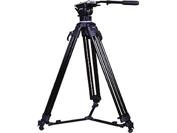 Deree A100 Head + T-20 Aluminium Legs + Ground Spreader Tripod System